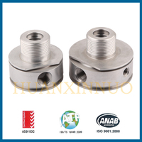 China cnc machining service, stainless steel cnc parts milling machining