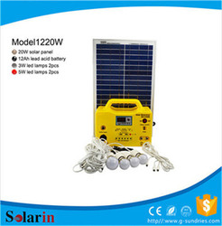 small systerm high power solar dc power system solar system 5kw for home