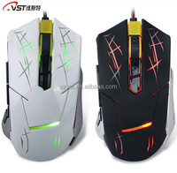 Ergonomic comfortable gaming mouse and keybaord,9d optical gaming mouse