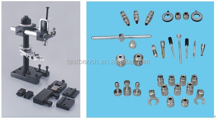 Common rail injector repair tools