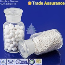 Catalyst Carrier Air Dryer Balls Trade Assurance Activated Alumina For Hydrogen Drying