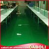 Caboli water based liquid self-leveling floor coating