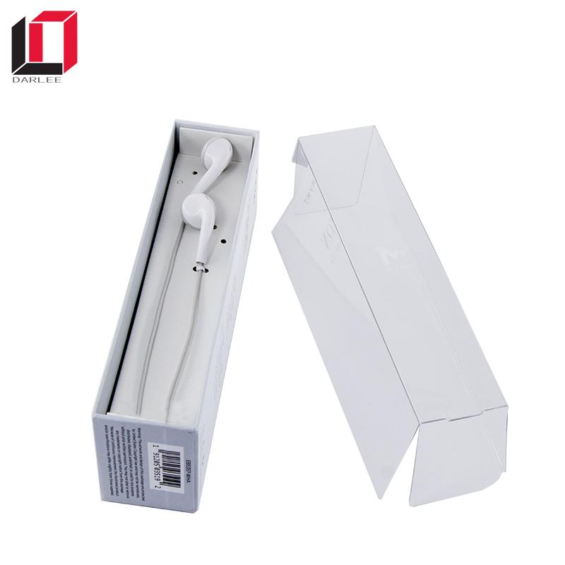 earbuds packaging box