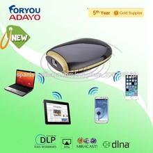 proyector de la electrónica inalámbrica con batería incorporada