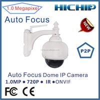 1MP HD IR IP Camera Pan/Tilt/zoom Outdoor waterproof Dome varifocal Network p2p video PTZ CCTV Cameras 720P Onvif