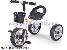 Iron children s tricycle ride on car metal ride on car