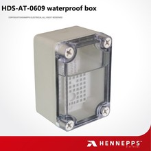 Hennepps ip66 waterproof junction box cable gland 65*95*55mm
