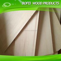 Poplar Solid wood Furniture Drawer Board