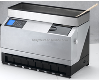 EC98 Coin Counting Machines For Euro