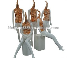 2012 newest design fashion collection displaying mannequins