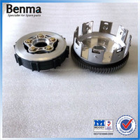 High quality no noise motorcycle/scooter/tricycle/ATV/UTV/off-road clutch assembly