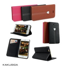 KAKU Newest Factory Price New Leather Case for Samsung S6