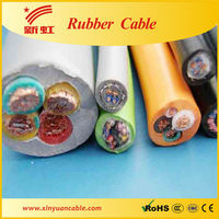 300mm rubber insulated flexible cable cat5e