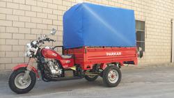 250cc adult heavy auto rickshaw cabin three wheel motorcycle with roof (SY250ZH-E6)