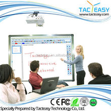 ten touch finger interactive whiteboard