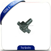 OEM high quality customized aluminum casting lawn mower parts