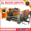 XMQ-1050FC wine box automatic die cutting hot stamping foils