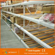Live Storage System Racking Warehouses Push Back Racking