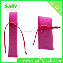 colorful custom made small organza gift bags
