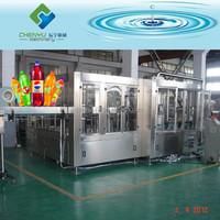 Soda Bottling Factory / Carbonated Drink Bottling Machine