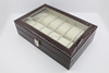Personalized Storage Box Luxury Branded Watch Box, Luxury PU Leather Watch Box, Custom 12 Slots Wholesale Watch Boxes