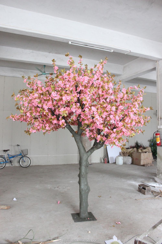 nozze decorazione falso fiore di ciliegio rami degli alberi ramo ...