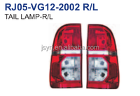 tail lamp R/L for toyota hilux 2012