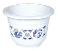 flower pot plastic plates