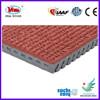 Anti slip Athlete prefabricated rubber running tracks