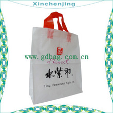 Guangzhou Factory!!! New Style cloth shopping bag carrying bag plastic