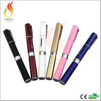 Pen style ego-w e-sigaret kit for huge vape