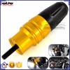 BJ-FS-KA005 For Kawasaki Ninja 250 CNC Aluminum POM Frame Sliders Crash Protector