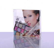 Make up products plastic box packaging,printed plastic box