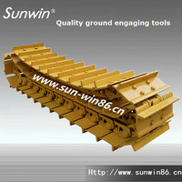SUNWIN Crawler Bulldozer Undercarriage Parts Sealed Greased Joint And Lubricated Joint D275 Track Link D275 Track Links Assembly