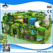 2015 Entertainment play center indoor play park for children
