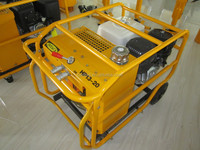 Hot selling hydraulic electric power tools gas honda engine hydraulic power pack unit with high pressure