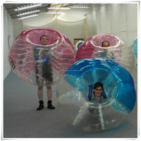 Amazing Inflatable Bubble Suit Popular Human Hamster Balls For Sale Wonderful Body Bumper Ball
