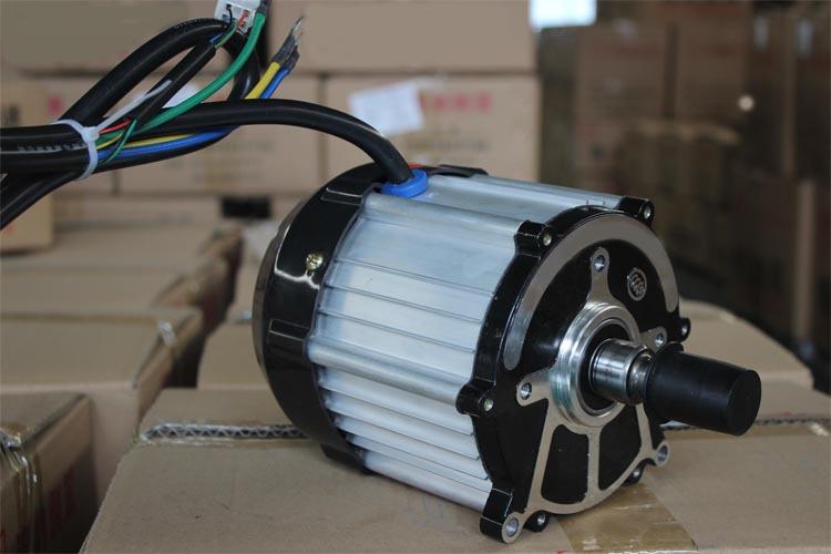 High torque pancake motor for Electric motors of iowa city