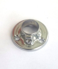 16/26/52mm circle furniture flange/chrome finish