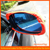 custom made advertising car wing mirror cover