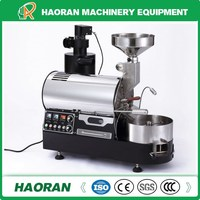 Best-selling coffee bean roaster machine coffee roaster for cafe used,high quality commercial coffee roaster for sale