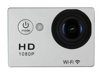 1080p Full HD Waterproof, Shockproof Wearable Action Sports Camera