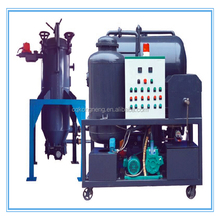 easily operated change black to yellow motor oil recycling equipment