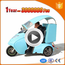 competitive tricycle snack selling cart with high quality