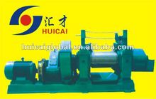 Used Tire recycling equipment/Reclaimed powder making machine/Alloy roll/Steel base