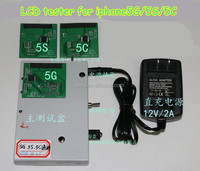 For iphone5/5c/5s!! 3 in 1 LCD tester, lcd assembly tester machine, lcd display tester board
