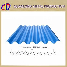 DX51D+Z/AZ Hot Dipped Color Corrugated Roofing Sheet