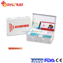 Hot selling 10 persons first aid kit