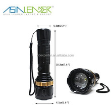 Small Powerful Good Quality Zoomable LED Flashlight