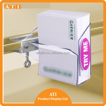 Custom A4/A5/A6 Clear Plastic Acrylic Flyer Holder Leaflet Holder Brochure Holder Factory